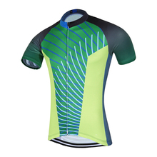 2017 QKI Brazil National Short Sleeves Cycling Jersey Cycling Shirt  Maillot Cycling Clothing Wear Ropa Ciclismo