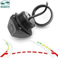 GreenYi Intelligent Dynamic Trajectory Tracks Rear View Camera For BMW X3 X5 X6 E71 E72 E53 E70 E83 Reverse Backup Camera
