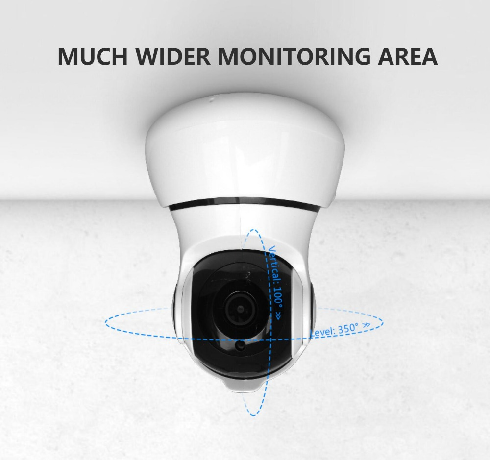 Orvibo SMART 1080P I P C AMERA MOTION DETECTION WITH BUILT IN IR CUT REMOTE MONITORING
