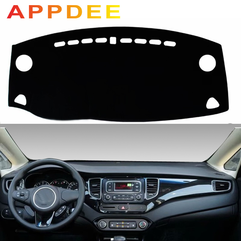 FIT FOR KIA FORTE 2015 2016 2017 Inner Dashboard Dash Mat DashMat Sun Cover Pad