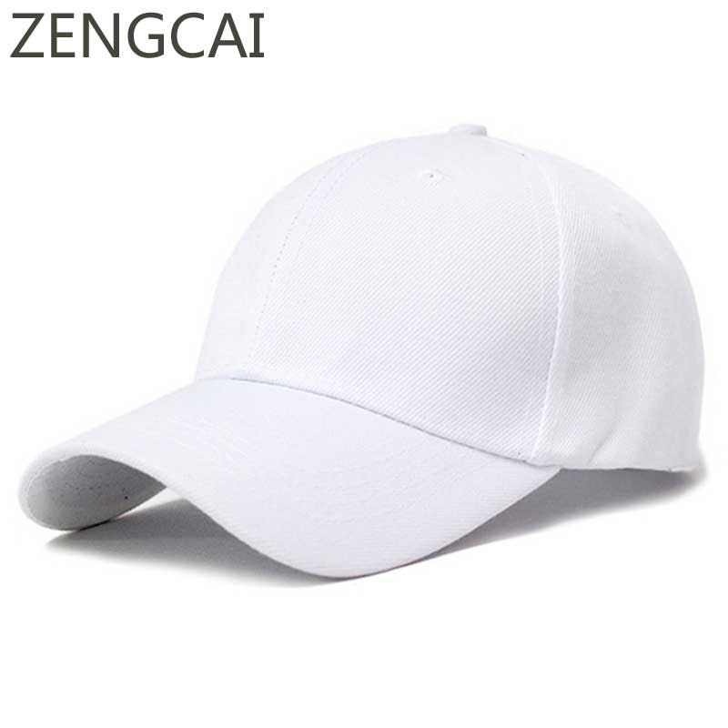 Polo Dad Hat Summer Trucker Cap Plain White Baseball Caps For Men Black Casual Women Solid Hip Hop Snapback Hats Golf Adjustable branded hip hop snapback hats summer flat baseball cap for women men embroidered korean caps casual visor cotton hat adjustable