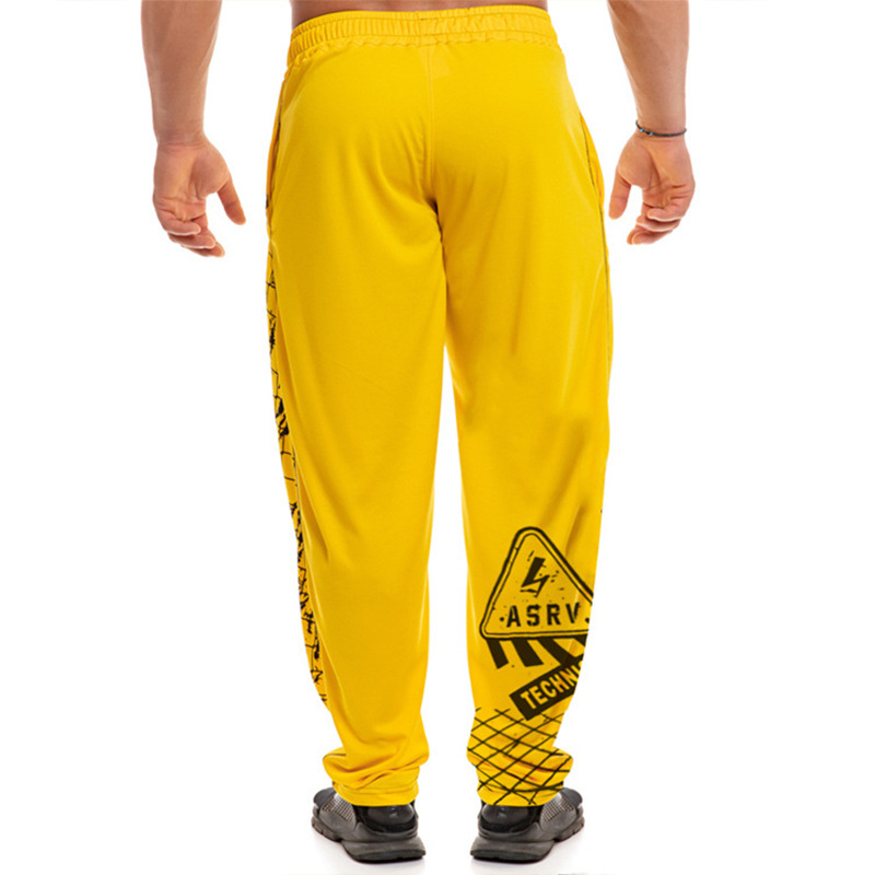Mens Joggers Casual Pants Fitness Men Sportswear Tracksuit Bottoms Hip hop Sweatpants Gyms Jogger men Pants Exercise trousers