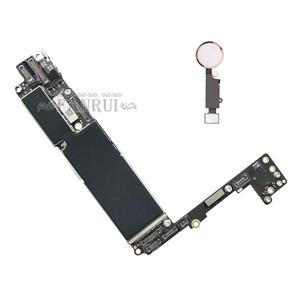 Image 4 - Original unlocked for iphone 7 plus Motherboard With Touch ID/ Without Touch ID,for iphone 7P Mainboard With Chips Logic board