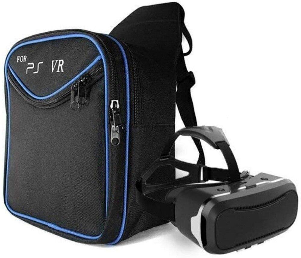 Schulter Tasche Schutzhülle Reise Lagerung Trage Tasche Für SONY Playstation PSVR PS4VR PS4 VR Helm Glas PS Bewegen Zubehör