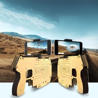 Bluetooth AR Gaming Controller Augmented Reality 3D AR Toy Game Controller Toy Gun Gamepad Joystick For