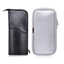 1PCS PU Makeup Brush Bag Waist Case Professional Powder Foun