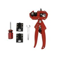 Garden Fruit Tree Pro Pruning Pruner Shears Scissor Grafting Cutting Tool 2 Blade Screwdriver Wrench Tools