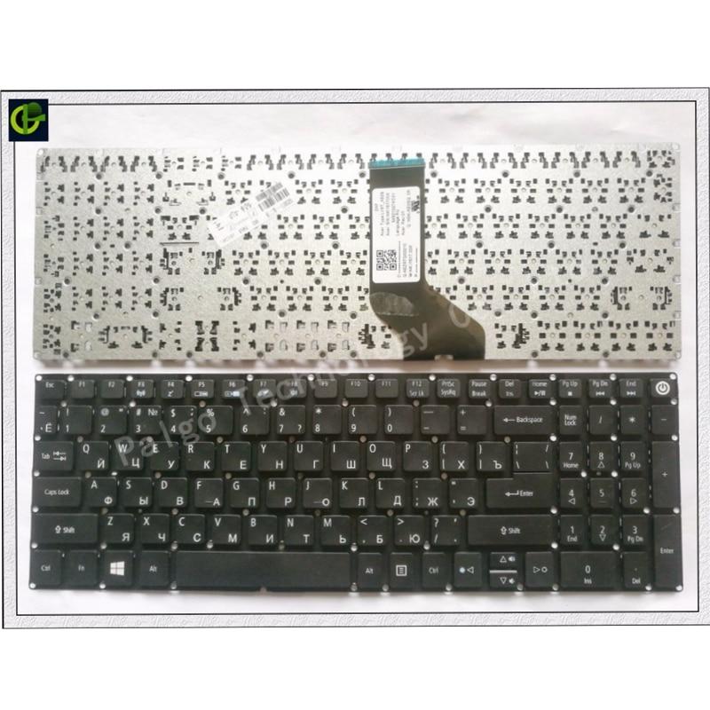 Russian RU Keyboard For Acer ASPIRE N15Q1 N15W1 N15W2 V15 T5000 N15Q1 N15W7 N15W6 N15Q12 BLACK