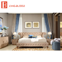 Роскошные итальянские мебель для спальни king size