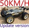 4WD 1/12 escala eléctrico de cuatro ruedas de coche de control remoto unidad de alta velocidad de control remoto de vehículos off-road monster truck es el ser