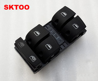 SKTOO For Audi A6L C6 left front door electric glass lift switch/window lifter switch