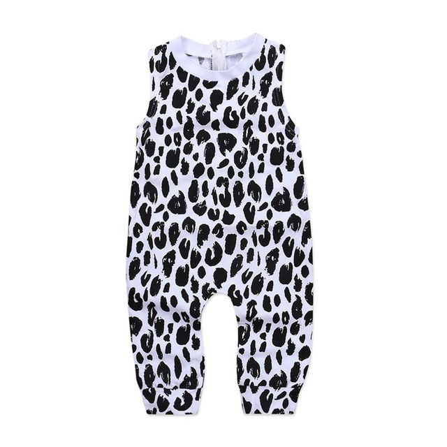 ee734632ab4 New Style 1Pc Toddler Baby Girls Summer Beach Cute Cotton Print Clothes Kids  Fashion Jumpsuit Playsuit For 6M-5Yrs Children