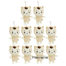 The Lonely and Great God Goblin Korea Style Soft Stuffed Dolls Pendants Plush Toys 10pcs/lot(China)