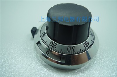 Scale 3590s precision font b potentiometer b font knob scale with switch digital knob Shaft hole