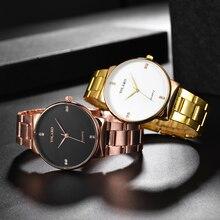 цена Luxury Women's Watches Saati Fashion Ladies Stainless Strap Female Wrist Watch Reloj Mujer Clock Relogio Feminino Bayan Kol онлайн в 2017 году