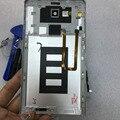 Оригинал Задняя Крышка Для Huawei Ascend Mate7 Mate 7 Корпус Батареи Дверь Замена + нижняя крышка корпуса + Палец Гибкий Кабель Инструменты Бесплатно