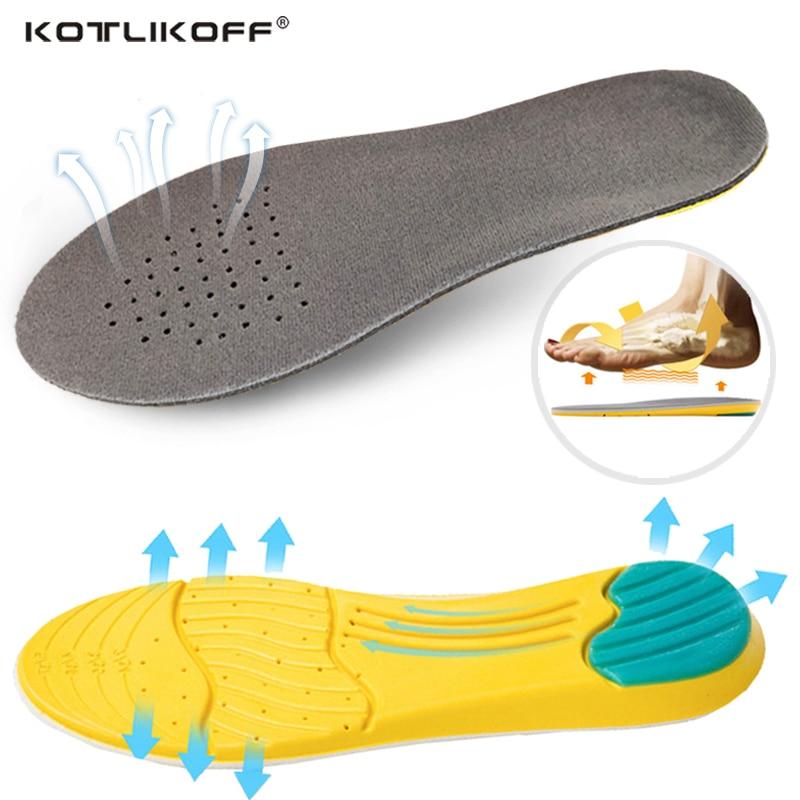 Mälu vahtspordi sisetallad jalatsite jaoks löögikindlad hingavad mugavad mehed naised paksud kingapadjad lisavad tarvikud