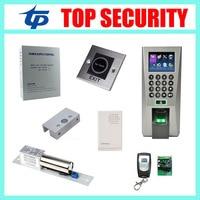 DOY F18 fingerprint access control system TCP/IP linux system fingerprint door reader finger time attendance with software