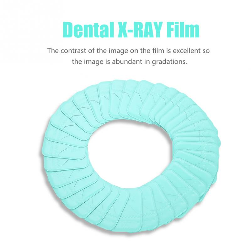 100pcs Dental X-RAY Film Intraoral Periapical 30 X 40MM For Dental Xray Reader Scanner Machine