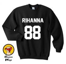 Rihanna 88 Sweatshirt Unisex Crewneck More Colors XS - 2XL -A110