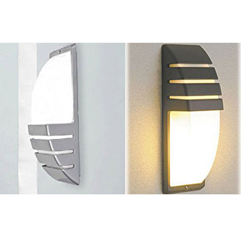 Outdoor LED COB Wall Light Wall Modern Simple Lamp Wall Mounted AC 85-265V Waterproof Lighting for Garden Home Hallway rouda best 36w 36 led wall light die casting aluminum modern cuboid wall lamp outdoor decoration home lighting ac 85 265v
