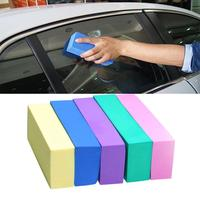Car Styling AUTO 5Pcs Car Kitchen Cleaning Magic Sponge Eraser PVA Cleaner Multi Functional Foam August7