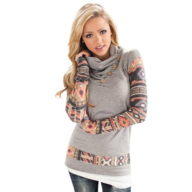 Hoodies camisola mulheres manga comprida patchwork camisolas pullover mulheres casuais top mulheres clothing lj5399t