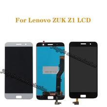 """5.5 """"สำหรับ Lenovo zuk z1 LCD + หน้าจอสัมผัส digitizer ส่วนประกอบเปลี่ยนอุปกรณ์เสริมสำหรับโทรศัพท์มือถือสำหรับ Lenovo zuk z1 จอแสดงผล LCD"""