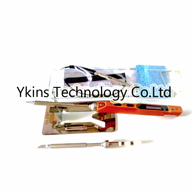 New Mini LCD Digital Programmable Soldering Iron TS100 Control Terminal with TS-I TS-K 1 / Set Soldering Iron 2018 intelligent programmable electric soldering iron digital lcd ts100 mini soldering iron control terminal 65w ts i ts k 1 set page 4
