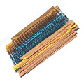 Envío Gratis 600 Unids 1/4 W 1% 20 Clases Cada Valor de Metal Film Resistor Surtido Kit Set paquete kit diy electrónica