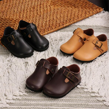 New Fashion Baby Shoes Cork Casual Toddler Shoes Breathable