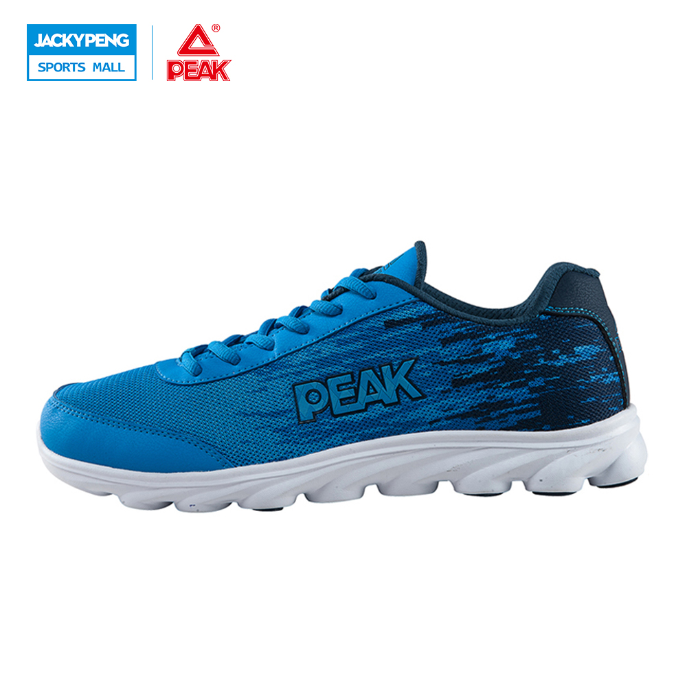 PEAK Professional Running Shoes Breathable Mesh Sports Sneakers Athletic Shoes Sport Shoes Men Sapato Masculino Men Sneakers bmai sneakers men running shoes 2016 professional conshioning running shoes for men breathable mesh male sports shoes xrmb001