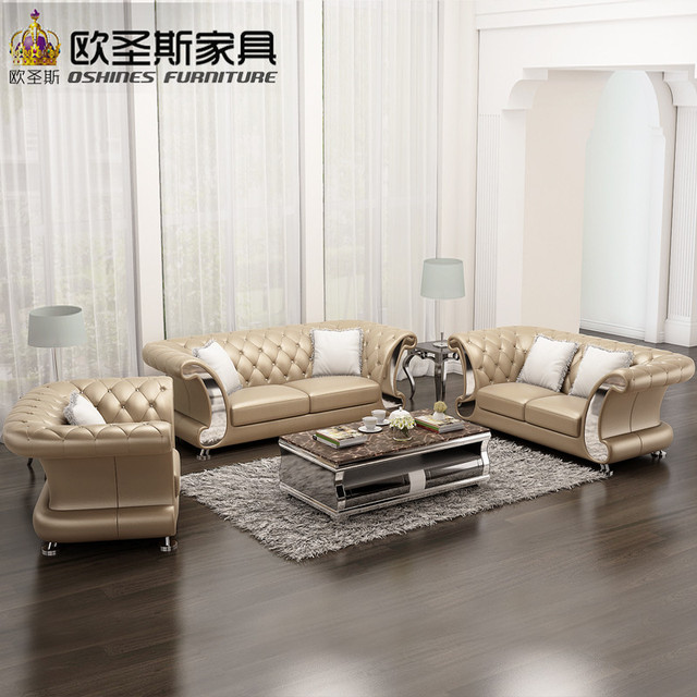 Buy From China Factory Direct Wholesale Valencia Wedding Italian Cheap  Leather Pictures Of Sofa Chair Set Part 92