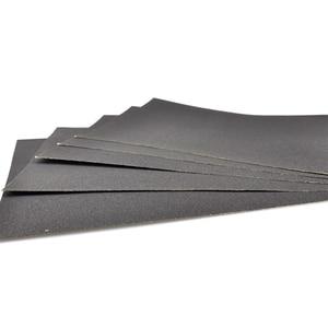 Image 4 - 230 × 280 ミリメートルグリット 180 400 800 1000 1200 1500 2000 ウェットとドライサンドペーパー研磨防水紙シーツ
