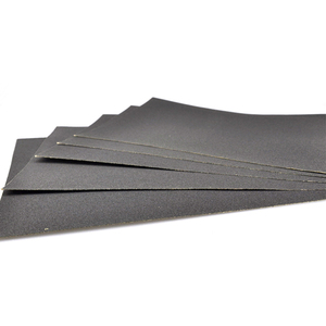 Image 4 - 230x280mm Grit 180 400 800 1000 1200 1500 2000 Wet and Dry Sandpaper Polishing Abrasive Waterproof Paper Sheets