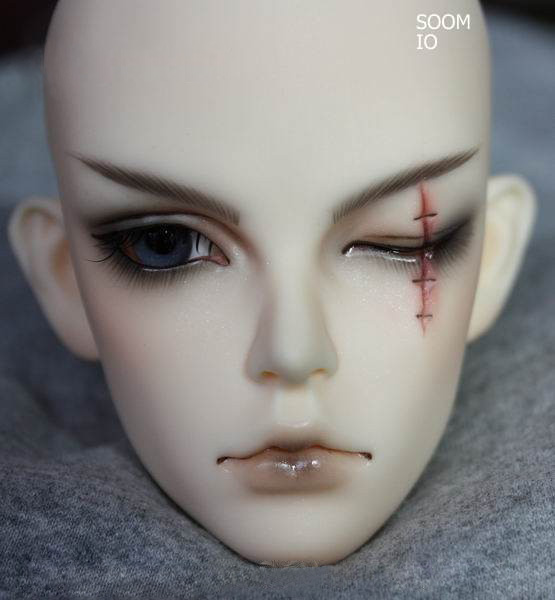 Bonecas face up fee resina luts Tipo : Bjd Doll