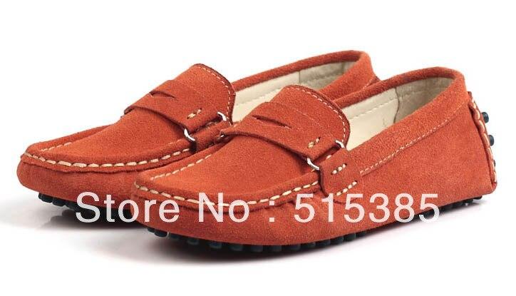 Aliexpress.com : Buy Boy Black,Red,Orange Baby Dress shoes SLIP ON ...