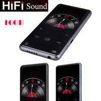 New 1pc 16GB 100H MP3 MP4 Player Bluetooth Hifi Microphone 2.4 TFT LCD Screen Walkman Lossless Recorder Pen FM Radio 10Jul 4
