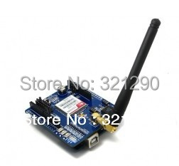 100%  factory price SIM900 GSM/GPRS shield for A rduino - IComSat v1.1 ,Smart home