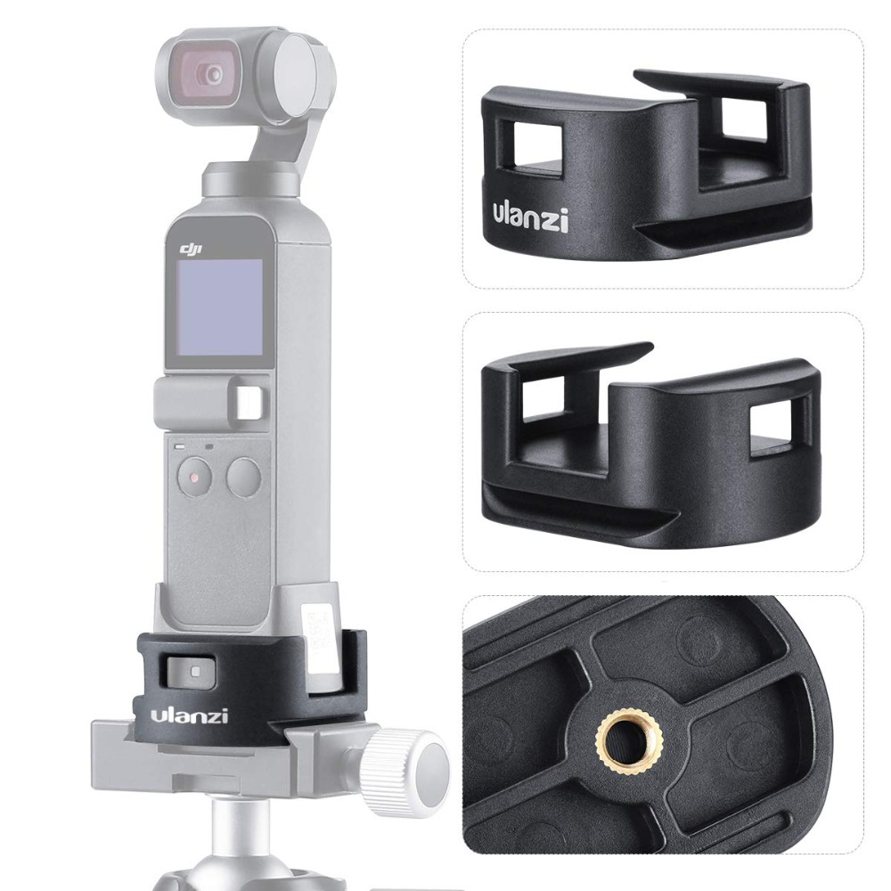 OSMO Pocket Gimbal WiFi Module Base Tripod Adapter Base Accessories Compatible With DJI OSMO Pocket