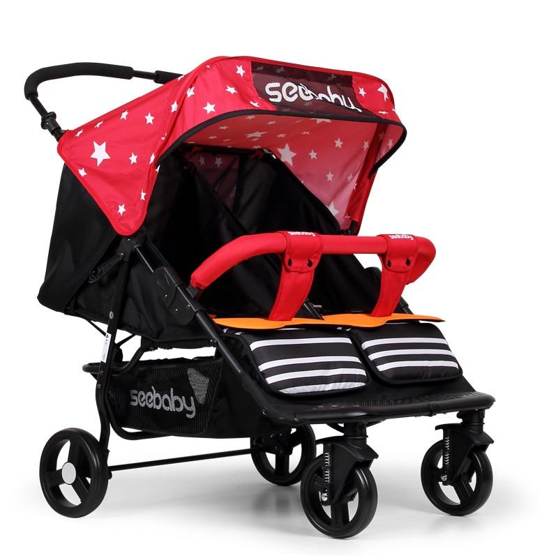 Popular European Double Strollers-Buy Cheap European Double ...