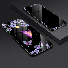 Tempered Glass Case for Huawei Nova 3 Nova3 Full Cover with Screen Protection Film