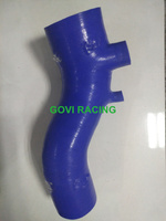 blue Silicone hose filtro aire car intake pipe turbo turbo charger supercharger turbocharger for car accord CL7
