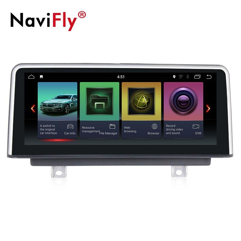 IPS lecteur dvd de voiture pour BMW F30/F31/F34/F20/F21/F32/F33/ f36 d'origine NBT système Android 7.1 autoradio gps navigation multimédia