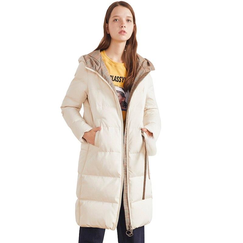Nw908 2018 Casual Canard Lumière Mince Hiver Femme Beige Femmes Doudoune Parka Bas Manteaux Longue Ultra Survêtement Chaud Duvet Le De Veste Vers FXxqxRS
