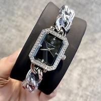 PABLO RAEZ Hot sale NEW Fashion luxury watch Women clock satinless steel wristwatch Quartz High quality Wristwatch dropshipping