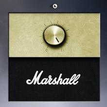 Envío libre Marshall Amplificadores volumen música cartel Wall Art Picture pintura sobre lienzo impresiones P6