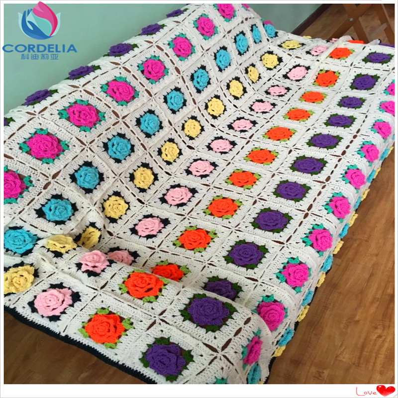 Crochet Sofa Cover For Sale: Aliexpress.com : Buy 2015 New Fashion Luxury Cotton