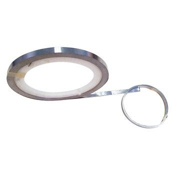 0.1 x 5mm 2M Pure Nickel Strip Tape For Li 18650 Battery Spot Welding Compatible For Spot Welder Machine Spot Welders