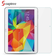 Soaptree Tempered Glass For Samsung Galaxy Tab 2 7.0 3 Lite 10.1 4 8.0 Tablet Screen Protectors